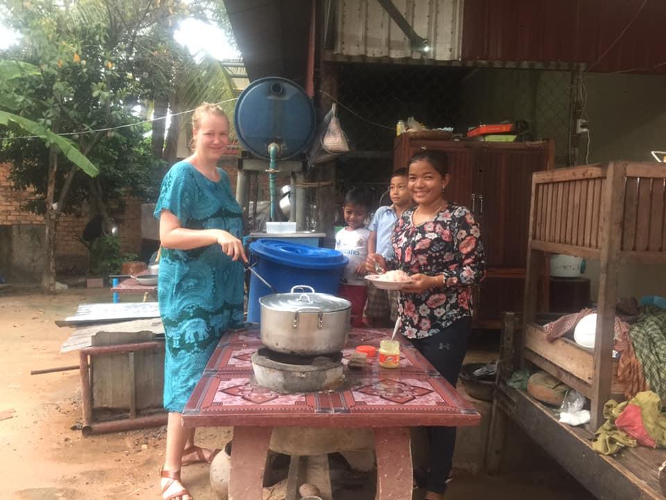 Cooking brings people together