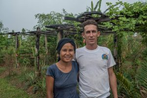 Darin and Olivier: Sustainable life in Svay Chek
