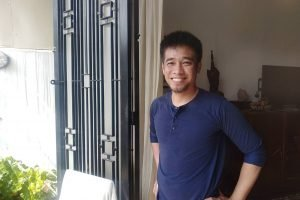 Vannak Khun is a passionate and well known Khmer artist
