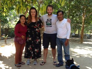 Meeting people is one of the best reasons to travel to Cambodia