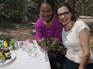 Vannarith: A meal in the Angkor forest