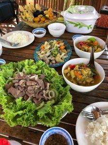 Beef Lok Lak: A food for special occasioons