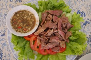 Cambodian Beef Lok Lak: authentic recipe