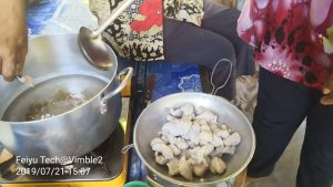 How to make fish balls cooking class