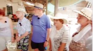 ZDF mit 80 Jahren um die Welt in Kambodscha