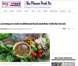 Article in Phnom Penh Post