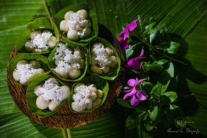 Cambodian desserts are sweet and juicy