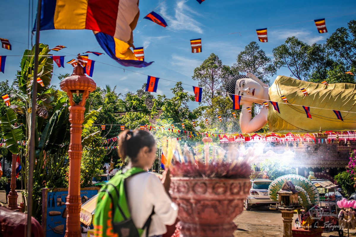 Join a Khmer family with Pchum Ben celebrations