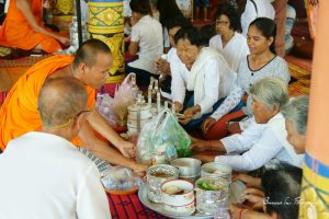 Celebrate Pchum Ben with a local family in Phnom Penh