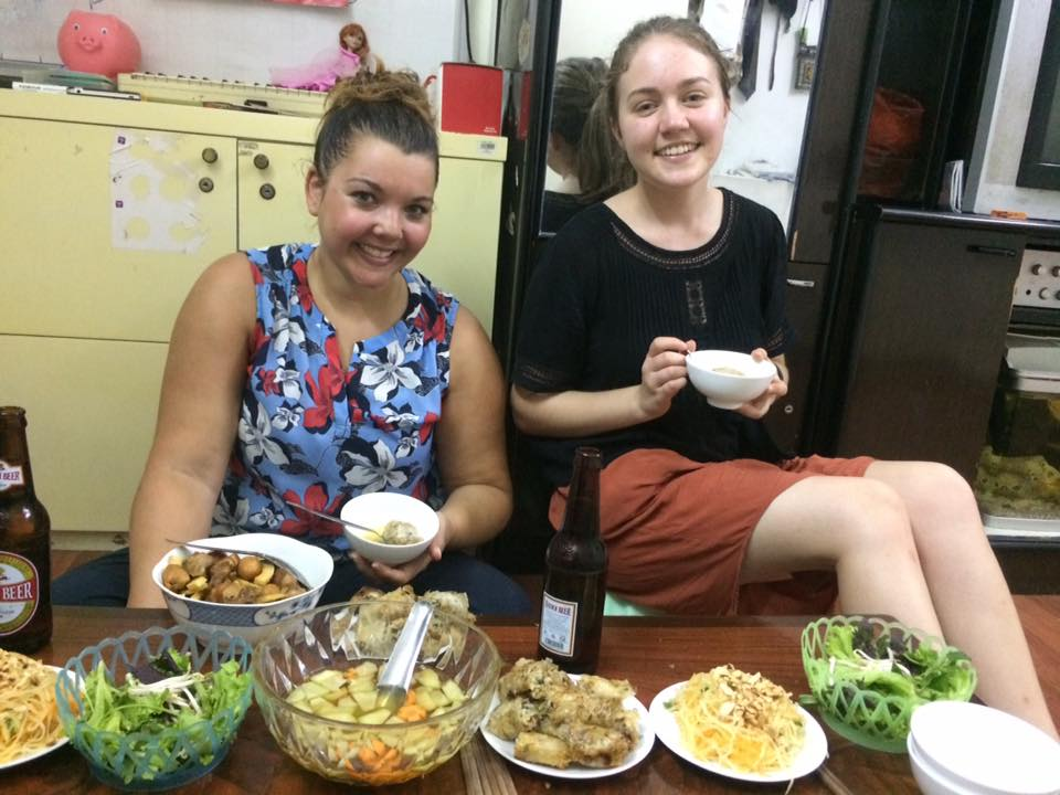 Cook and have fun with Than in Hanoi