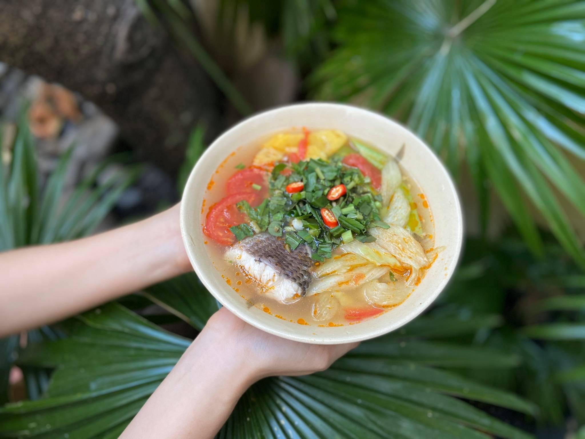 Delicious vietnamese homemade food