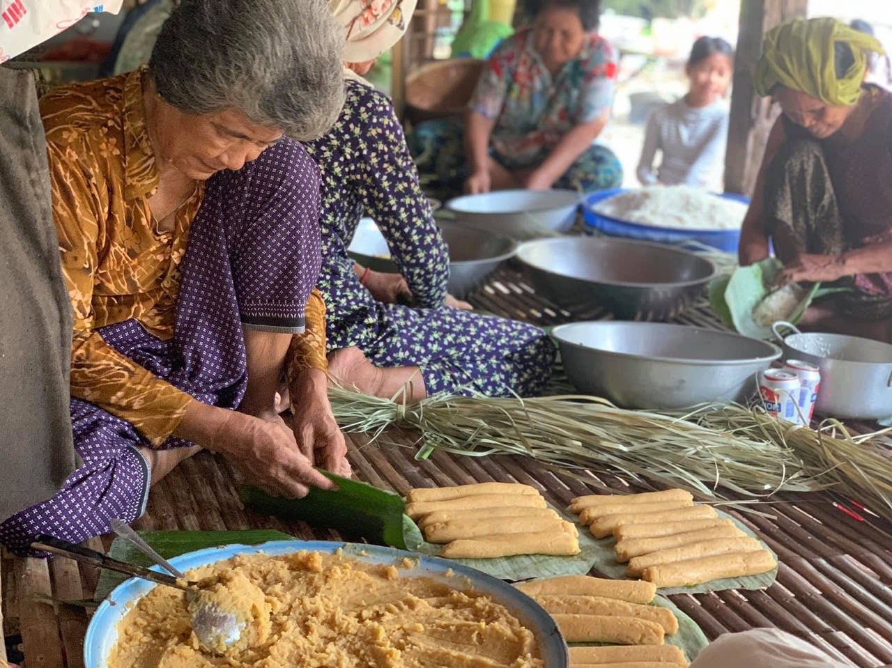 Making Orn Som is a community effort in Cambodia
