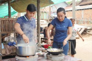 EVENT: Cooking with locals for Expats on October 6th.