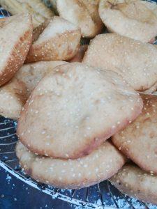 Bullfrog cakes or Num Hing