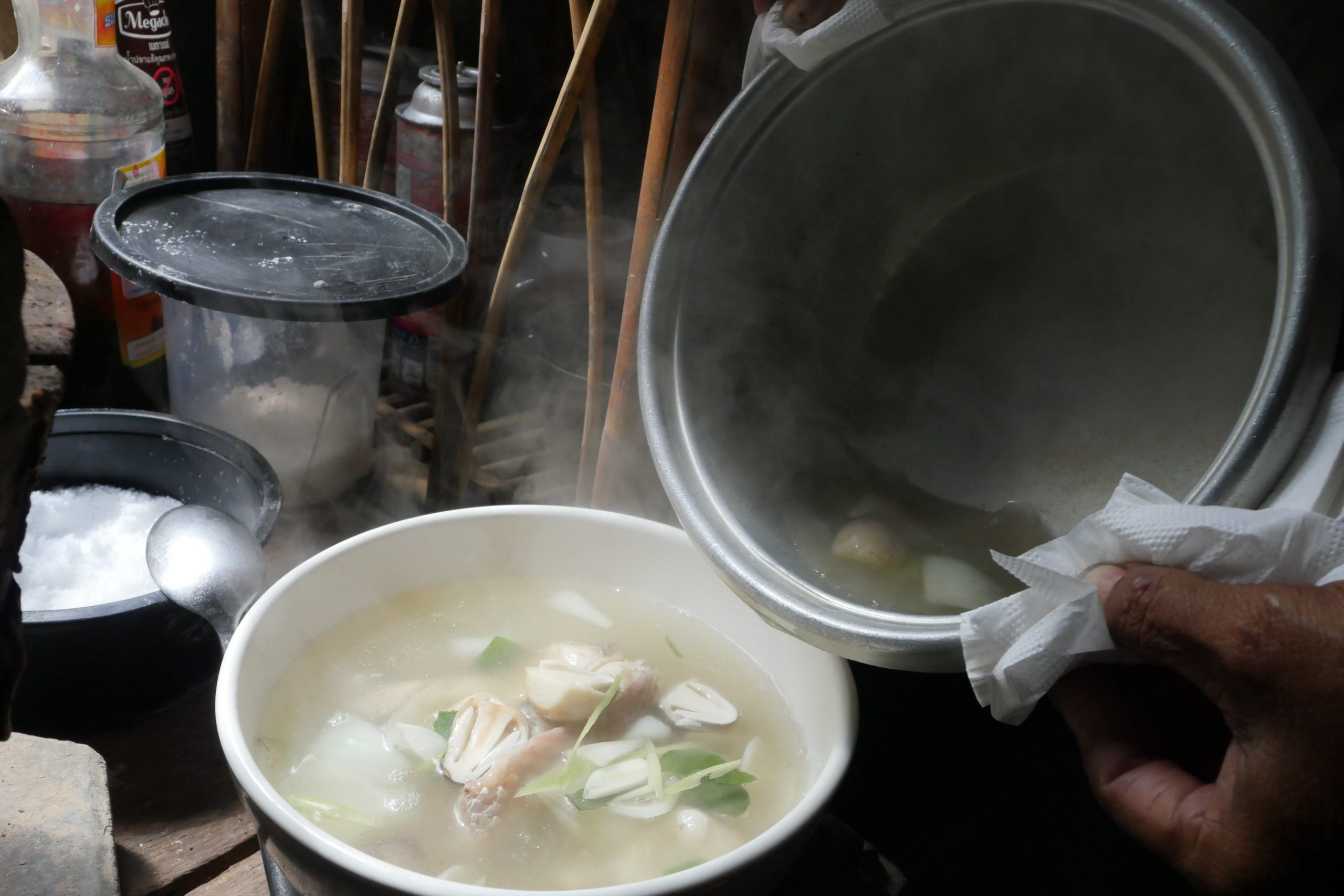 Soup is important in Cambodian Cuisine