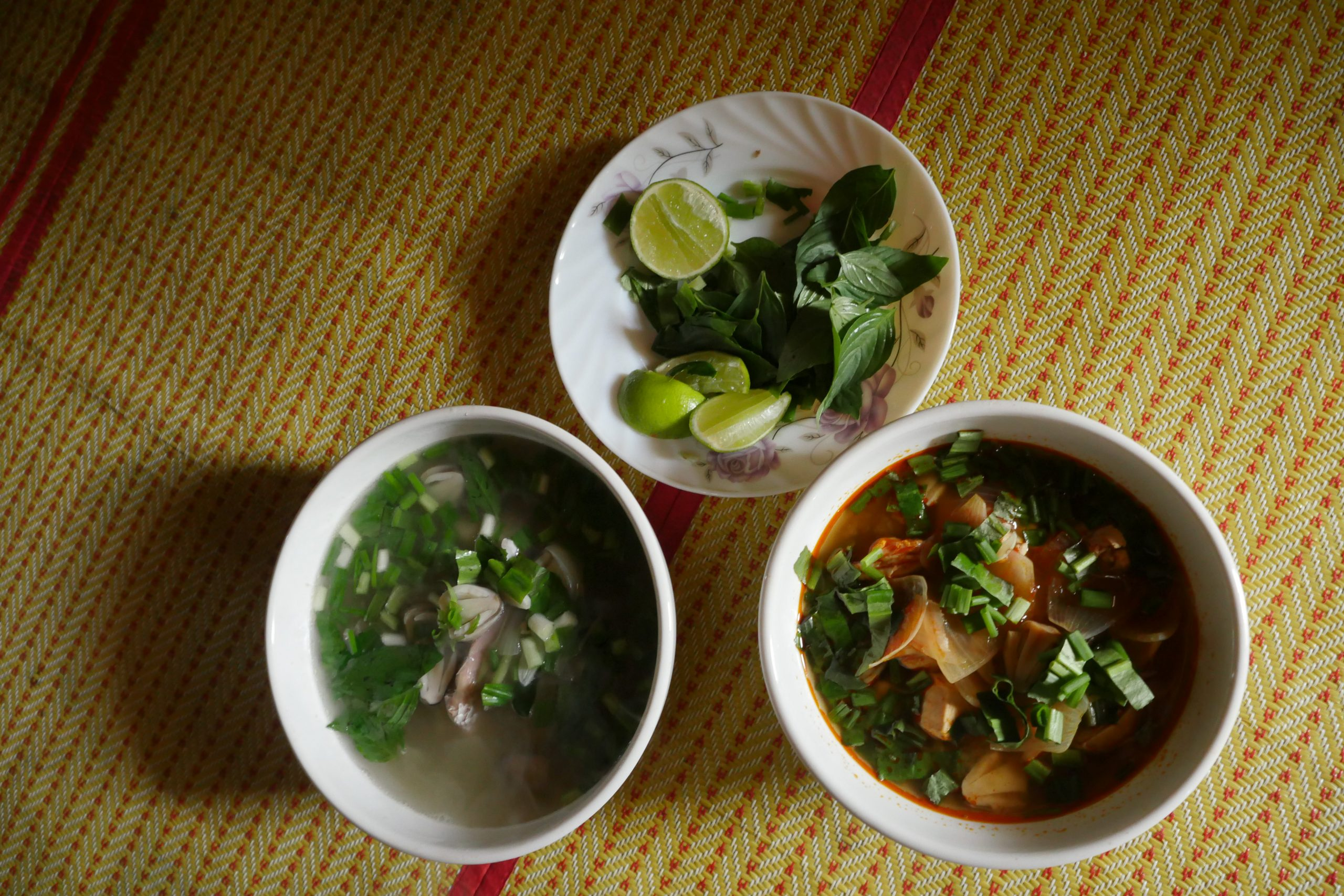 Famous Khmer dishes waiting for you