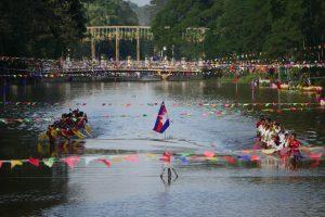 Water festival in Cambodia (Bon Om Touk)