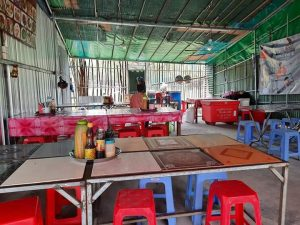 The new restaurant of Hong Ginlai in Siem Reap