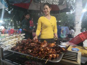 Street food in Siem Reap you should not miss